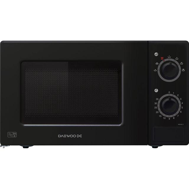 Daewoo KOR6M27BKR 20 Litre Microwave - Black