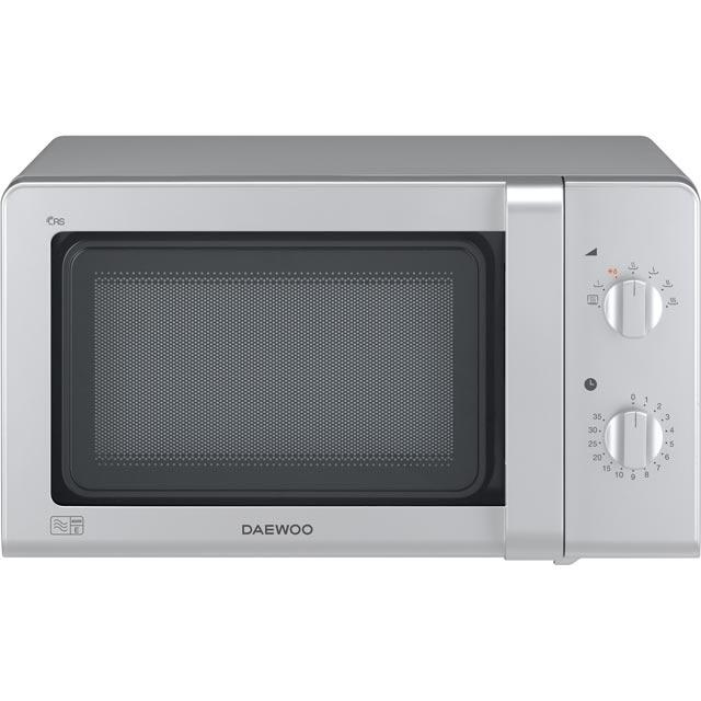 Daewoo KOR6M27SLR 20 Litre Microwave - Silver
