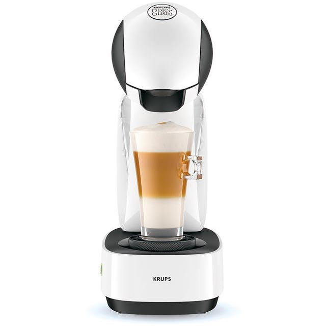 Dolce Gusto by Krups Infinissima KP170140 Pod Coffee Machine - White - KP170140_WH - 1