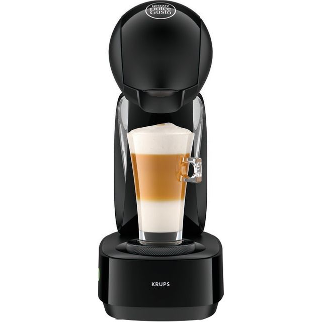 Dolce Gusto by Krups Infinissima KP170840 Pod Coffee Machine - Black - KP170840_BK - 1