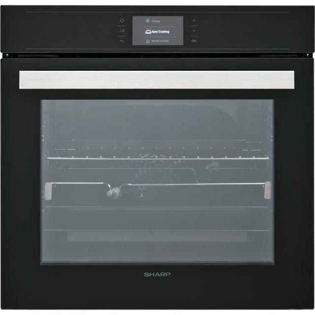 Sharp KS-70T50BHH Integrated Single Oven in Black