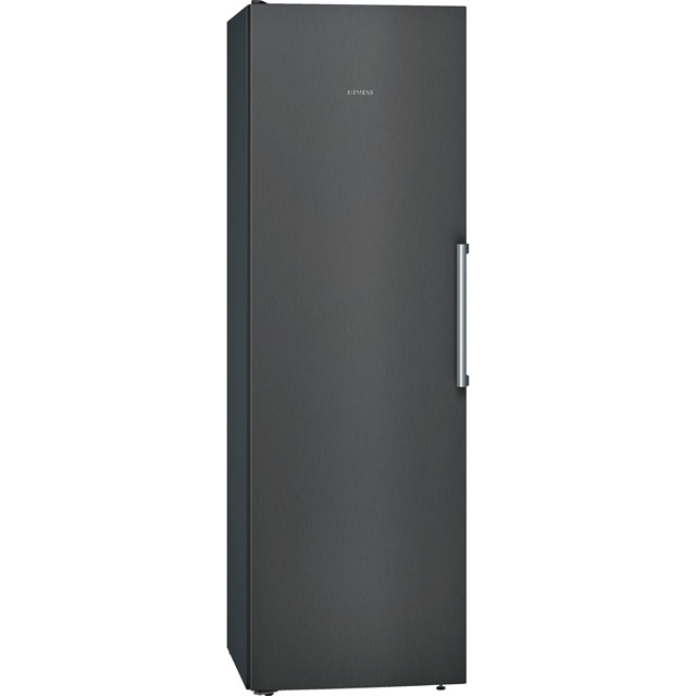 Siemens IQ-300 KS36VVX3PG Fridge - Black / Stainless Steel Look - A++ Rated - KS36VVX3PG_BK - 1