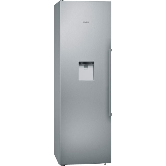 Siemens IQ-500 KS36WBI3P Fridge - Stainless Steel Effect - A++ Rated
