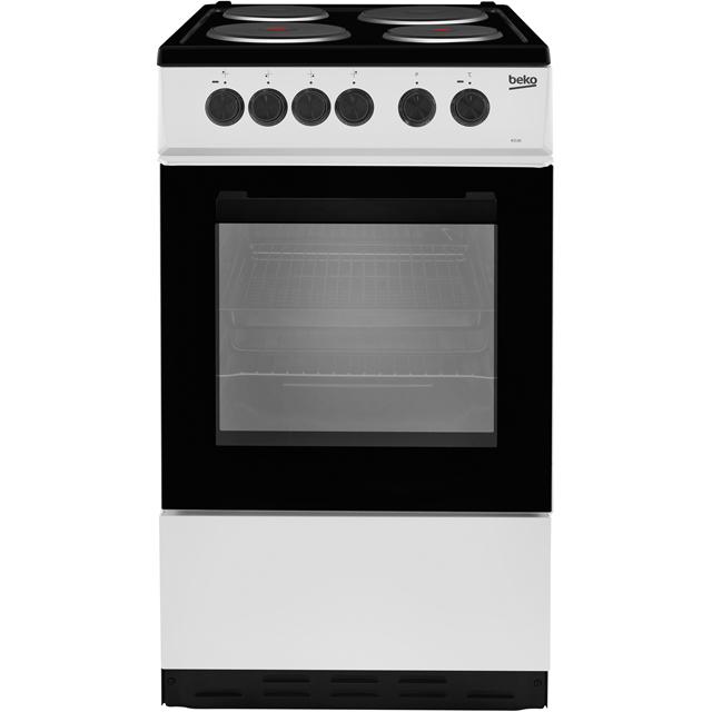 Beko KS530S Free Standing Cooker in Silver