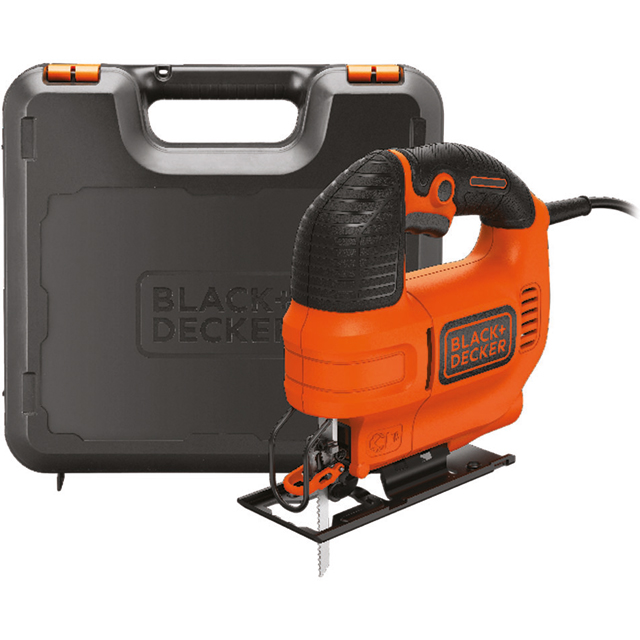 Black + Decker KS701EK-GB Saw - Black / Orange - KS701EK-GB_BKOR - 1