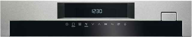 AEG KSE782220M Built In Electric Single Oven - Stainless Steel - KSE782220M_SS - 2