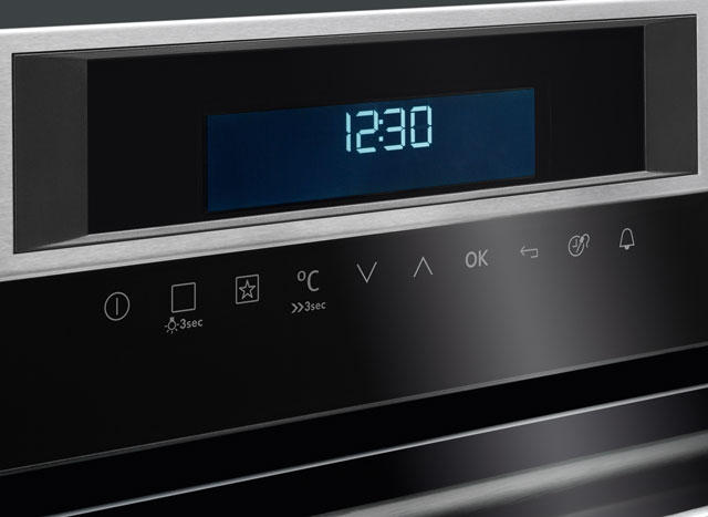 AEG KSE782220M Built In Electric Single Oven - Stainless Steel - KSE782220M_SS - 4