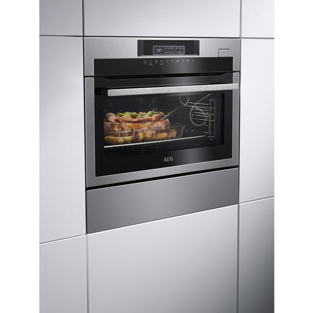 AEG KSE782220M Built In Electric Single Oven - Stainless Steel - KSE782220M_SS - 5