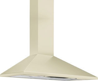 Smeg KSED95PE 90 cm Chimney Cooker Hood - Cream - KSED95PE_CR - 1