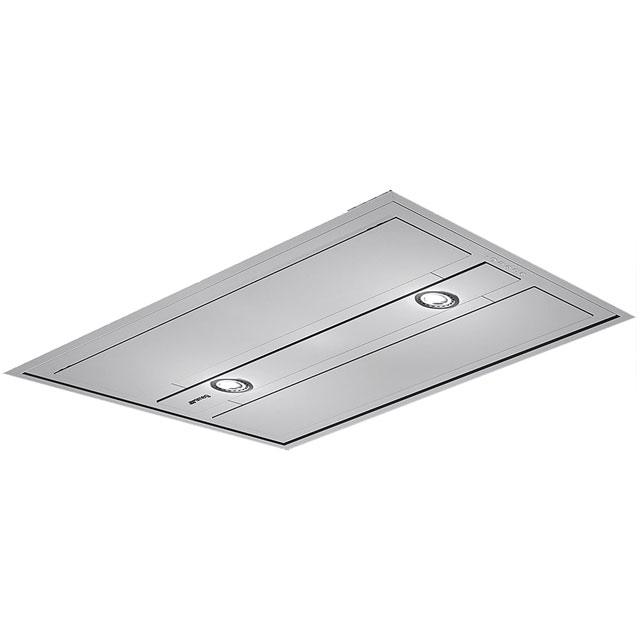 Smeg KSEG90XE-2 Integrated Cooker Hood in Stainless Steel