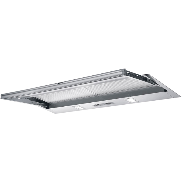 Smeg KSET56LXE Built In Integrated Cooker Hood - Stainless Steel - KSET56LXE_SS - 1