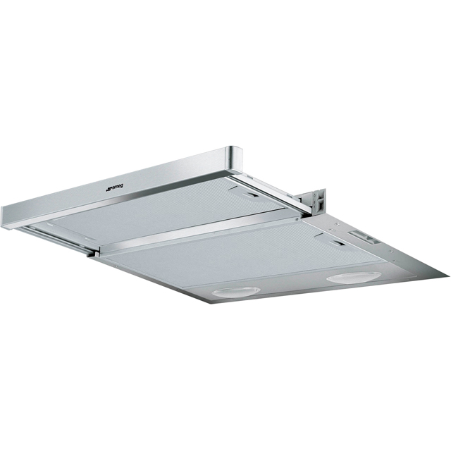 Smeg KSET61E2 Built In Integrated Cooker Hood - Stainless Steel - KSET61E2_SS - 1