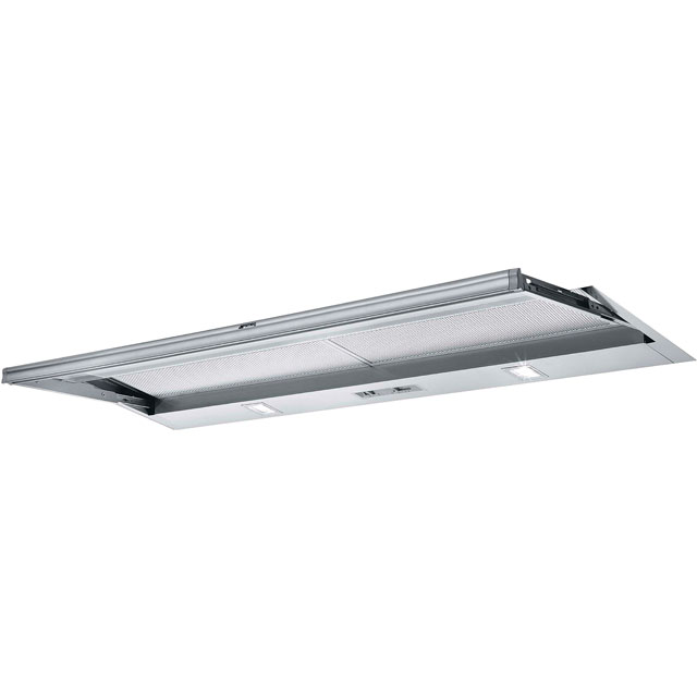 Smeg Integrated Cooker Hood in Stainless Steel