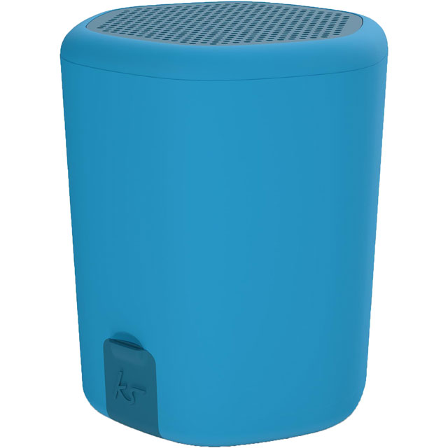 Kitsound KSHIV2OBL Wireless Speaker - Blue - KSHIV2OBL - 1