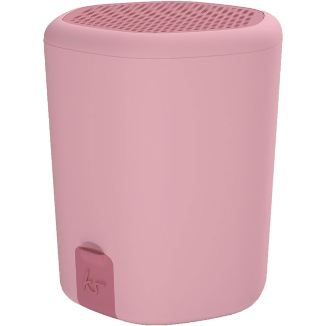 Kitsound KSHIV2OPI Wireless Speaker - Pink - KSHIV2OPI - 1