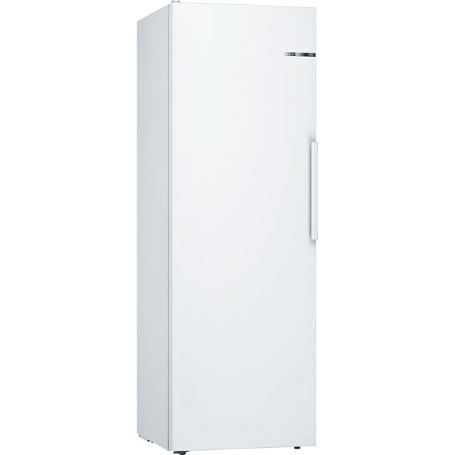 Bosch Serie 4 KSV33VW3PG Fridge - White - A++ Rated