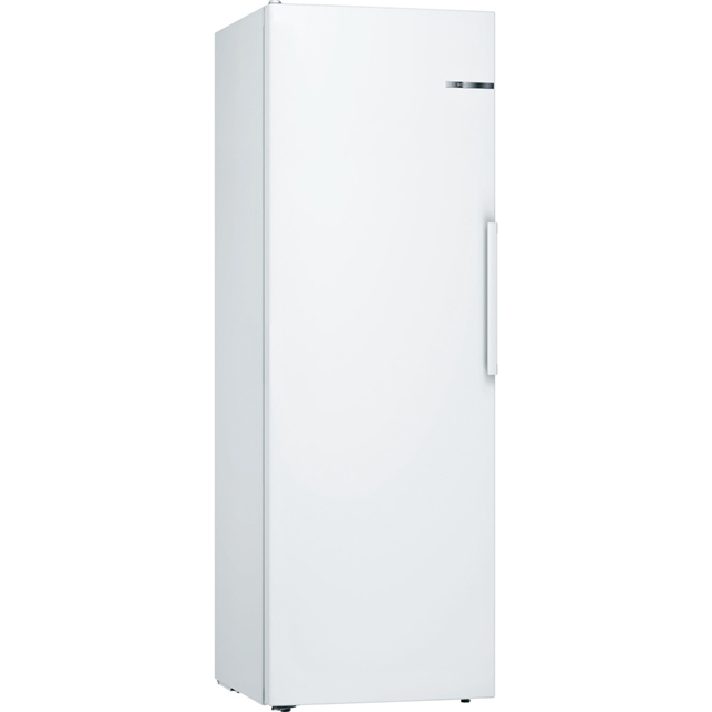 Bosch Serie 4 KSV33VW3PG Fridge - White - A++ Rated - KSV33VW3PG_WH - 1