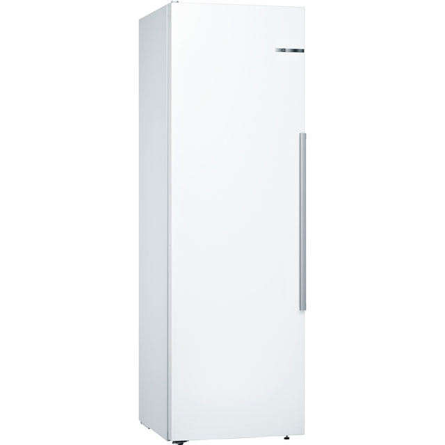 Bosch Serie 6 KSV36AW3PG Fridge - White - A++ Rated