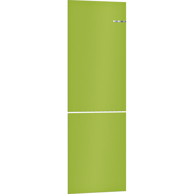 Bosch Serie 4 Vario Style KSZ1BVH00 Clip On Door Accessory Only Suitable For KGN39IJ3AG - Lime Green