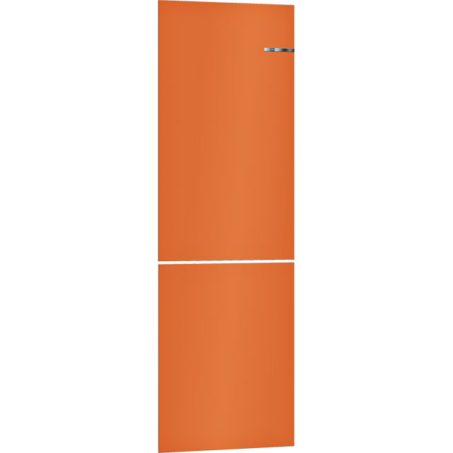Bosch Serie 4 Vario Style KSZ1BVO00 Clip On Door Accessory Only Suitable For KGN39IJ3AG - Orange