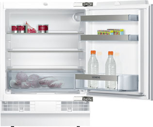 Siemens IQ-100 KU15RA51GB Built Under Fridge - White - KU15RA51GB - 1
