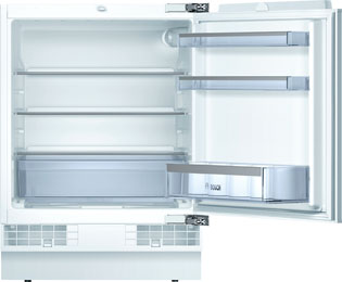 Bosch Serie 6 KUR15A50GB Built Under Fridge - White - KUR15A50GB - 1