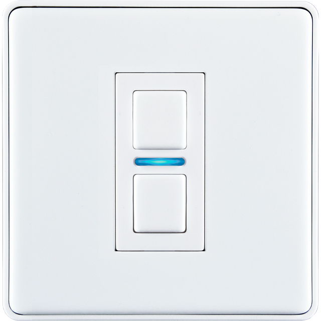 Lightwave Smart Series Dimmer (1 Gang) - L21WH - L21WH - 1