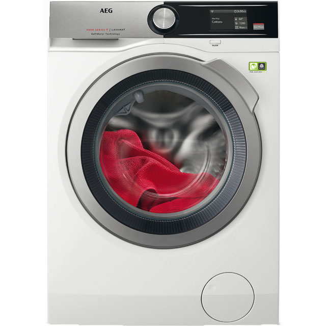 AEG Softwater Technology Free Standing Washing Machine review