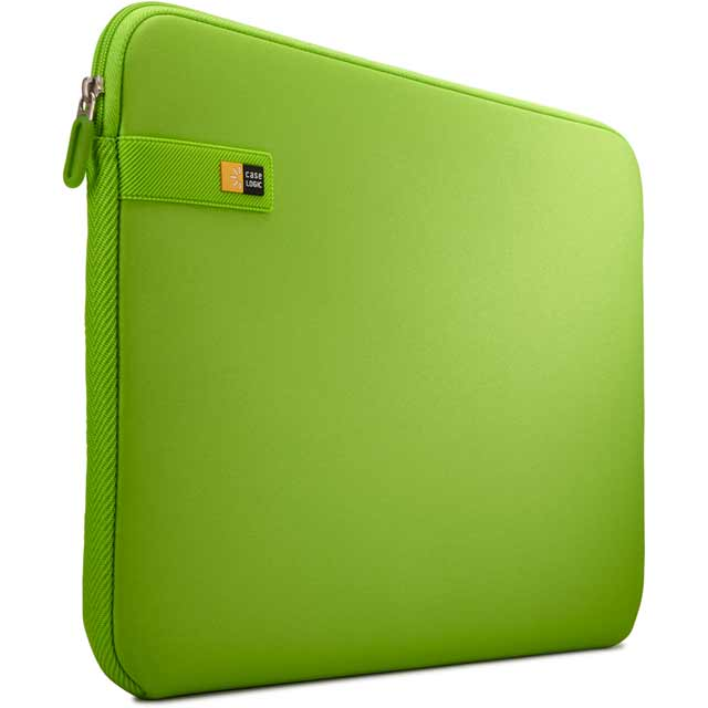 "Case Logic Sleeve for 16"" Laptop - Lime Green"