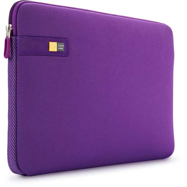 "Case Logic Sleeve for 16"" Laptop - Purple"