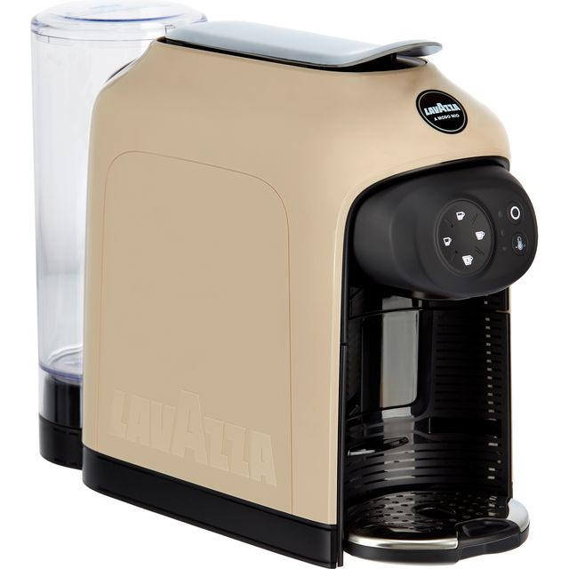Image of Lavazza Idola 18000279 Pod Coffee Machine - Beige