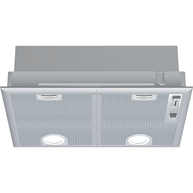 Siemens IQ-300 LB55565GB Built In Canopy Cooker Hood - Silver - LB55565GB_SI - 1