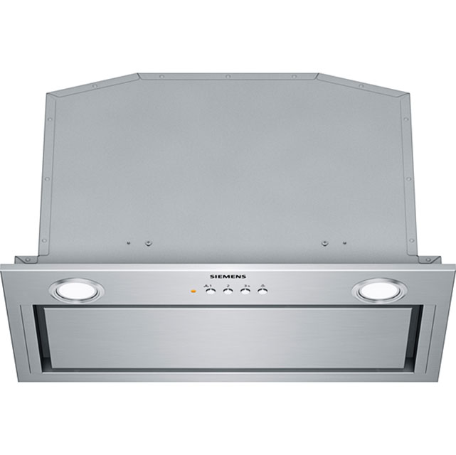 Siemens IQ-500 LB57574GB 50 cm Integrated Cooker Hood - Stainless Steel - C Rated - LB57574GB_SS - 1