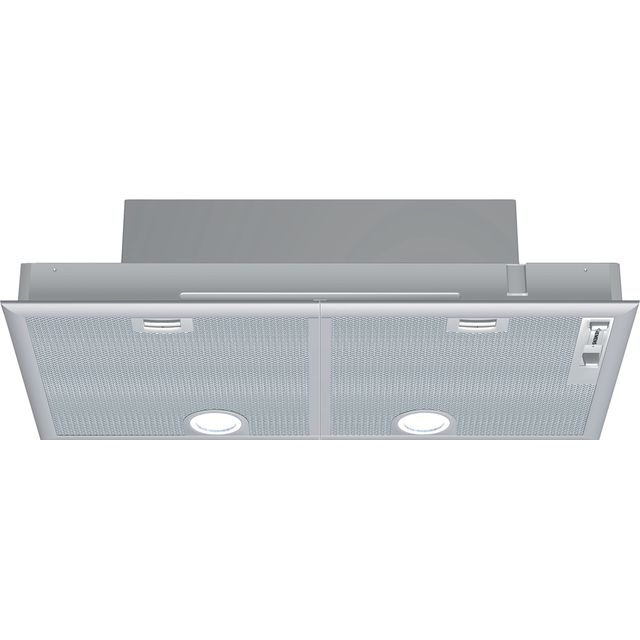 Siemens IQ-300 LB75565GB Built In Canopy Cooker Hood - Silver - LB75565GB_SI - 1