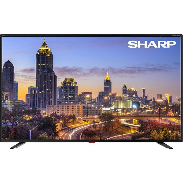 Sharp TV LC-40UI7352K Led Tv in Black