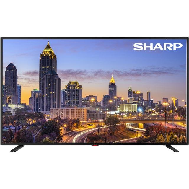 Sharp TV LC-55UI7352K Led Tv in Black