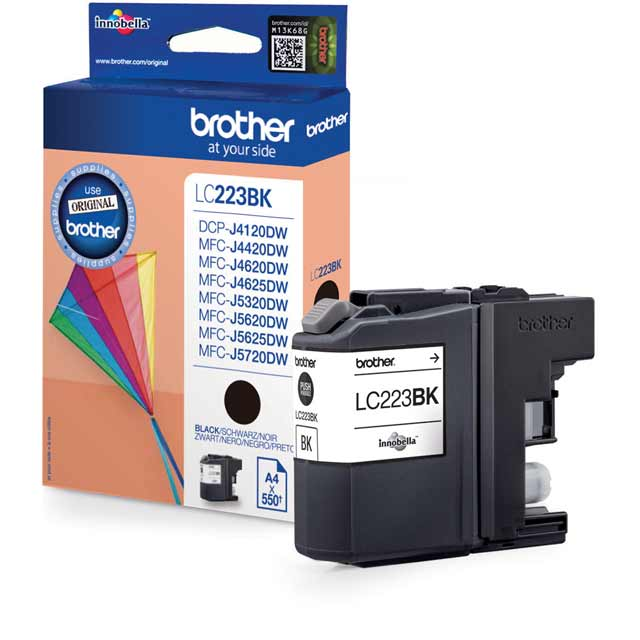 Brother LC223BK Ink Cartridge – Black