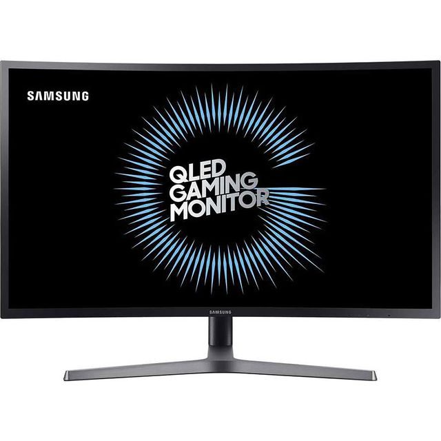 Samsung Computing C32HG70 LC32HG70QQUXEN Gaming Monitor in Black