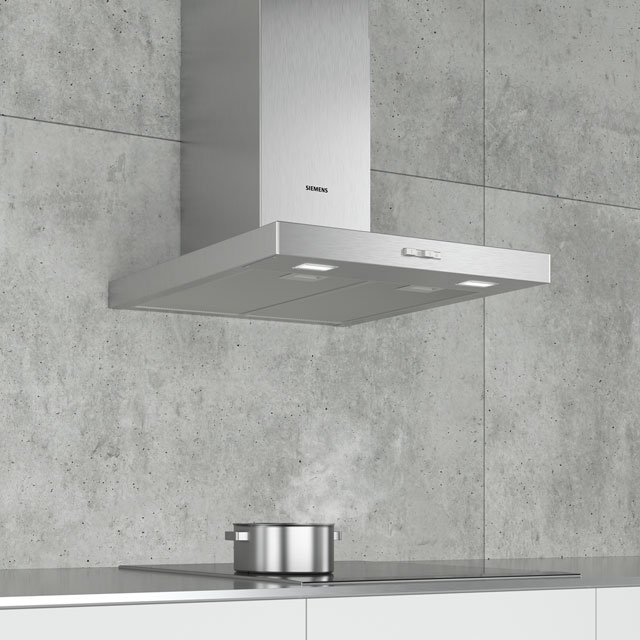 Siemens IQ-100 LC64BBC50B 60 cm Chimney Cooker Hood - Stainless Steel - LC64BBC50B_SS - 3