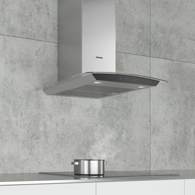 Siemens IQ-300 LC67AFM50B 60 cm Chimney Cooker Hood - Stainless Steel - LC67AFM50B_SS - 3