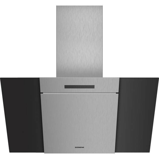 Siemens IQ-300 LC87KBM60B 80 cm Chimney Cooker Hood - Black - A Rated - LC87KBM60B_BK - 1