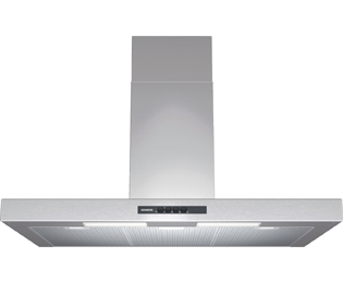 Siemens LC94BA521B Stainless Steel, 90cm Box style Chimney Cooker Hood lowest price