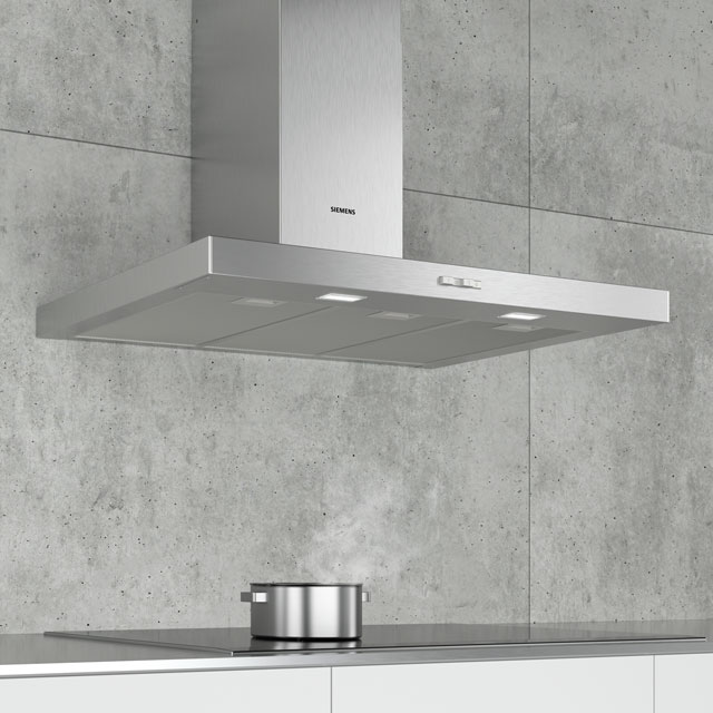 Siemens IQ-100 LC94BBC50B 90 cm Chimney Cooker Hood - Stainless Steel - LC94BBC50B_SS - 3