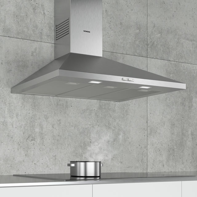 Siemens IQ-100 LC94PBC50B Built In Chimney Cooker Hood - Stainless Steel - LC94PBC50B_SS - 3