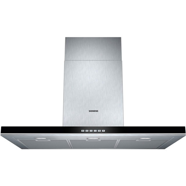 Siemens IQ-700 LC97BF532B Integrated Cooker Hood in Stainless Steel