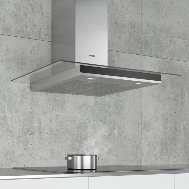 Siemens IQ-300 LC97GHM50B 90 cm Chimney Cooker Hood - Stainless Steel - LC97GHM50B_SS - 3