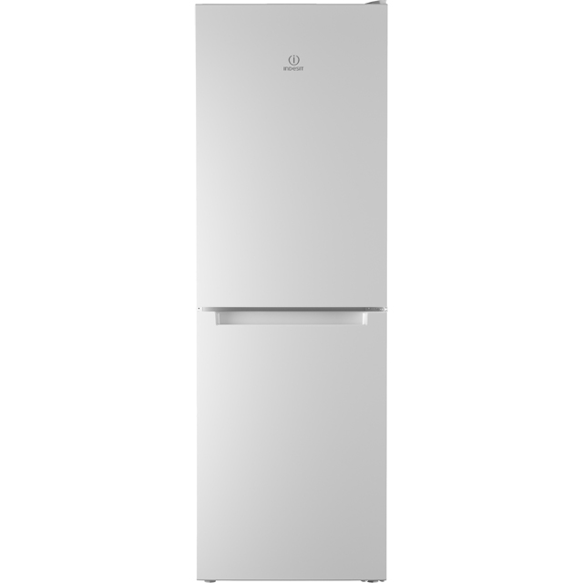 Indesit LD70N1W.1 50/50 Frost Free Fridge Freezer - White - A+ Rated - LD70N1W.1_WH - 1
