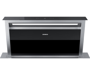 Siemens LD97AA670B Stainless Steel, 90cm wide Downdraft Integrated Cooker Hood lowest price