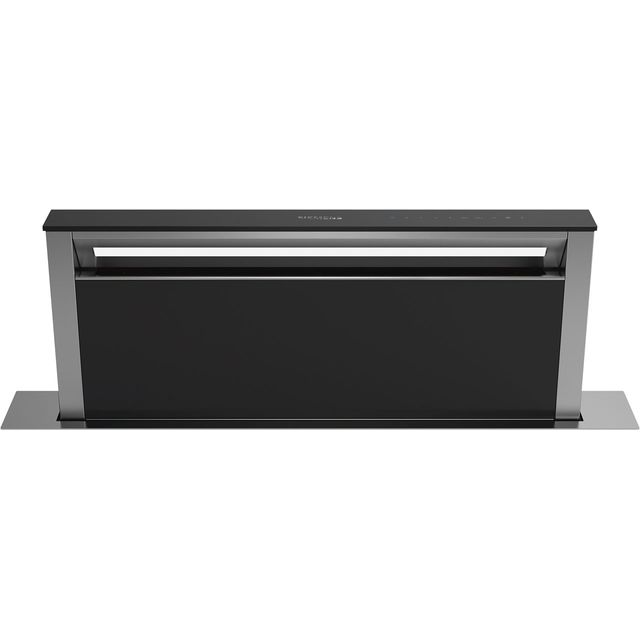 Siemens IQ-700 90 cm Downdraft Cooker Hood - Black - A Rated