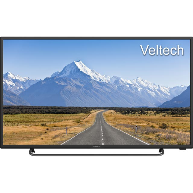 "Veltech LE-32GY16-T3 32"" Smart TV - Black - [A Rated] - LE-32GY16-T3 - 1"